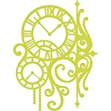 Kaisercraft Die Horloges vintage 15x 12