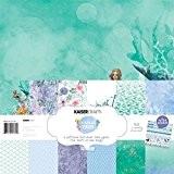 Kaisercraft Sirène Tails papier, papier, multicolore