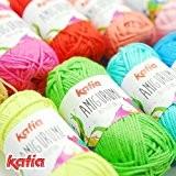 Katia - 10 pelotes Amigurumi couleurs pastel - Katia - Multicolore