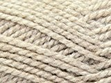 King Cole Pelote à tricoter épaisse 546Caramel-par 100g Boule + sans Minerva Crafts Craft Guide