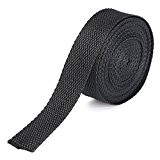 KING DO WAY 5 Mètres 25mm Rouleau De Sangle Ruban Bande En Nylon Accessoire Tresse Couture Artisanat DIY Nylon Webbing ...