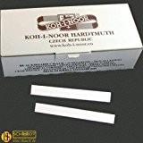 KOH-I-NOOR Craies pour Tableaux Noirs - Blanc (Lot de 100 )