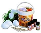 KREUL Hobby Line 73700-Magic Marble pour marbrure couleurs de Pâques