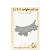 La-La Land Crafts Die, Snowflake Banner by La-La Land Crafts