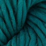 Laine Mèche XXL 357 Dark Green Turquoise x100g