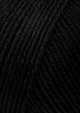 Laine mérinos 150 traitement superwash 0004 noir