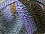 Lang Yarns Jawoll Magic Laine dégradée Caille