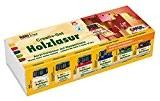 Lasure pour bois Hobbyline, set de 6