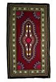 lofbaz mixte Dashiki africain traditionnel mixte lofbaz tissu imprimé art -  rouge -  Taille Unique
