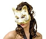 Loup vénitien chat adulte