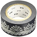 Lovely Tape - Solo - MT ex - Dentelle fond noir (lace)