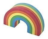 Luckies of London LUKRBN Post-it Arc-en-Ciel Notes Adhésives Papier Multicolore 2,4 x 3,7 x 1 cm