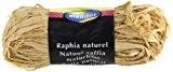 Maildor 196071C Pelote raphia naturel 50 g Naturel