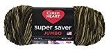 Manteaux fil acrylique Coeur Rouge Super Saver yarn-camouflage