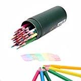 Marqueurs craie -- une boîte (12) couleurs assorties soluble dans l'eau Crayon Outils Calque pour dessin Tailor couture de marquage ...