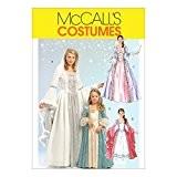 McCalls 5731 Patron de couture Costumes pour femme Tailles :  S à XL