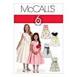 McCalls Patron de Couture occasion spéciale de 5795enfants Porter Tailles?: 3-4-5-6
