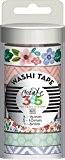 Me and my big Ideas créer 365Washi Tape Ruban adhésif Motif floral frais