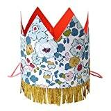 Meri Meri Liberty Betsy Motif floral Parti Chapeaux (Pack de 8)