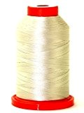 Mettler seralene Polyester extra fine fil à coudre Overlock 2000m 2000m 326Baquette-par Cône + sans Minerva Crafts Craft Guide