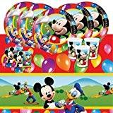 Anniversaire Theme Mickey Galerie Creation