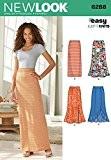 New Look NL6288 Patron de Couture Jupe Longue 22 x 15 cm