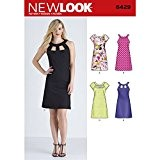 NEW LOOK Patron de Couture pour robes, papier