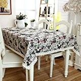New One Day-Mode dentelle nappe nappe haute - fin tissu de table , 140x220cm