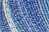 """'Nouveauté 2016. 100g """"Bombay Socks-Couleur?: 55-Bleu-Une agréable et qualité légère, qui se caractérise par la combinaison de coton et de ..."""