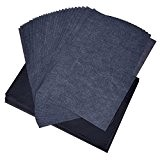 Outus Papier de Transfert de Carbone Papier de Traçage pour le Bois Tissu Toile, 9 par 13 Pouces, 60 Feuilles