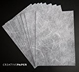 Papier de riz imprimable - 10 feuilles - A4 - 120g