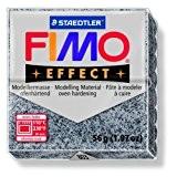 Pâte Fimo Effect 57gr Granite (n°803)