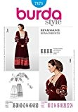 Patron de couture Burda 7171 Femme-Renaissance & Costume sexy jupe Tailles :  écran