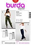 Patron de couture Burda femme facile 7400 sarouel 8-34-Tailles: