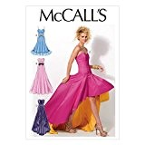 Patron de couture de la marque McCalls 6701 femme Grandes tailles :  Bristol Novelty 6-8- usure
