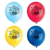 Paw Patrol Party Balloons [8 per Pack]