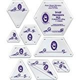 Perfect Patchwork modèle-série G - petit hexagone mis 9/Pkg
