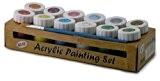 Quay Kit peinture acrylique 12 couleurs