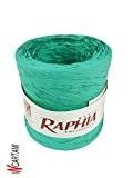 Raphia coloré Synthétique piu couleurs disponibles Basic mètres 200haute qualité et résistance Eau
