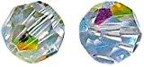 Rayher Hobby  14234120perle de cristal de Swarovski 6mm de diamètre boîte de 12 mondstein