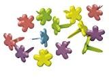 Rayher Hobby kleenes 7835349 fleur : 4 mm lot de 100 blisterbox coloris