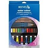 Reeves aquarelle peinture 10ml 20/Pkg-divers coloris