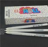 Sakura Gelly Roll stylo à pointe ouverte stock-white-Lot de 3