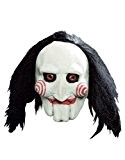 Saw Jigsaw Puppet Full Adult Mask by WAS