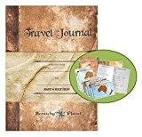 Scratchy Planet Travel Journal - Carnet de voyage pour les notes de voyage, incluant 8 cartes du monde à gratter, ...