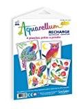 Sentosphère - 668R - Recharge Aquarellum Dans Le Parc - Multicolore