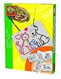 Ses - 00855 - Kit de Loisir Créatif - Set de Broderie