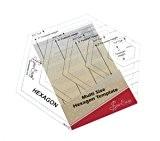 Sew Easy Gabarit Courtepointe Patchwork Hexagonal