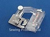 Sewing Supplies Direct Pied de biche pose biais Compatible machine à coudre Brother, Janome, Toyota et Singer