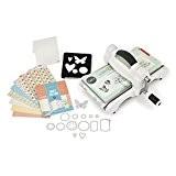 Sizzix 659765 Big Shot Kit de démarrage scrapbooking machine de découpe et gaufrage